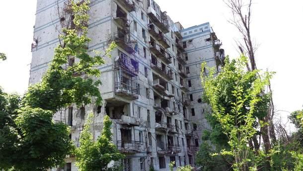 Фото из оккупированного Донецка