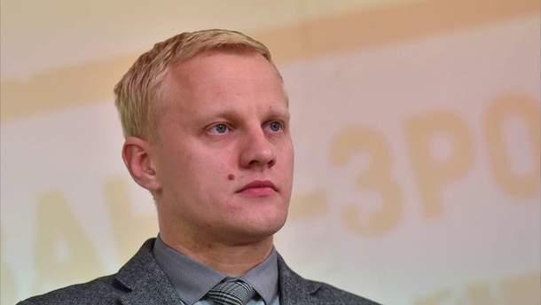 Виталий Шабунин о работе НАПК