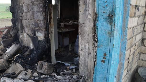 Ворог продовжує обстрілювати ЗСУ на Донбасі