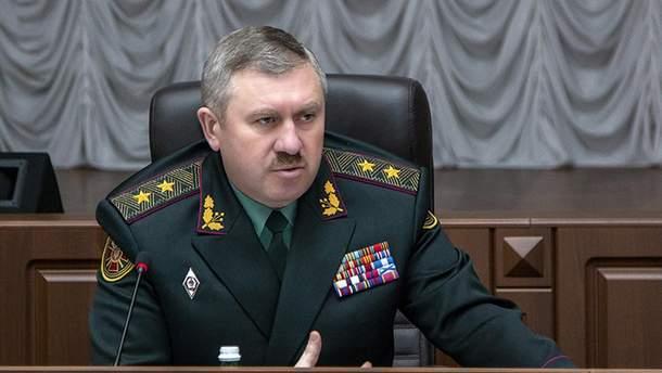Юрий Аллеров во времена своего пребывания на посту руководителя Нацгвардии