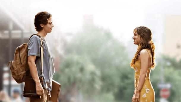 """""""За п'ять кроків до кохання"""": кіно про почуття, які несуть справжню небезпеку"""