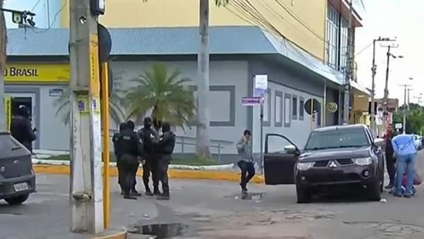 В баре в Бразилии произошла стрельба