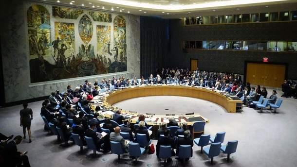 """Совбез ООН 20 мая соберется из-за """"языкового закона"""""""
