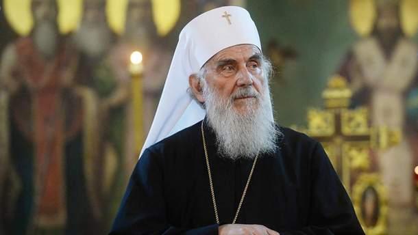 Сербская православная церковь не признала ПЦУ