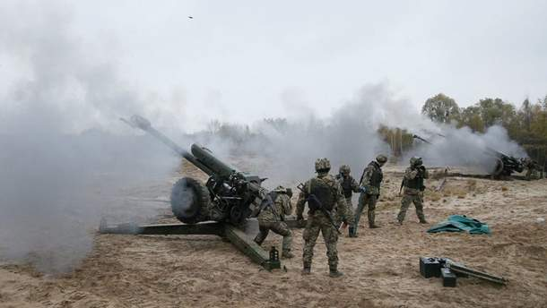Украинские бойцы уничтожили много техники оккупантов на Донбассе