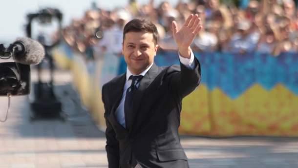 Владимир Зеленский прибыл в Верховную Раду
