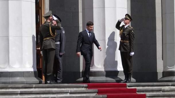Главная задача Украины – прекращение войны на Донбассе, – Зеленский