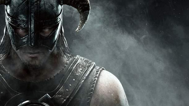 """Фанаты игры Skyrim остроумно подшутили над авторами """"Игры престолов"""""""