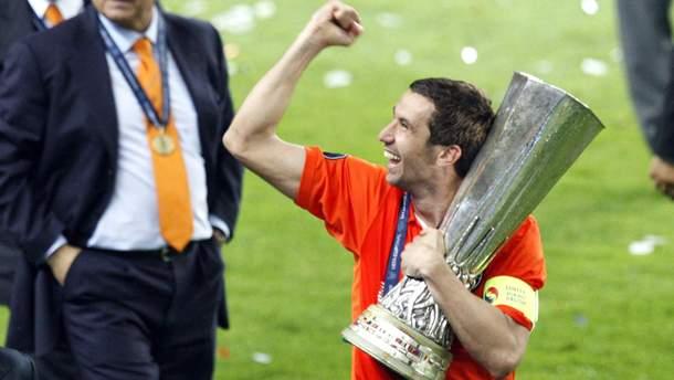 """День в истории – 10 лет назад """"Шахтер"""" выиграл Кубок УЕФА видео"""