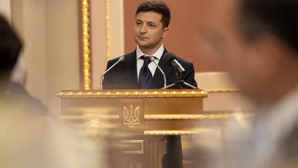 Зеленський хоче обговорити з лідерами фракцій розпуск Ради