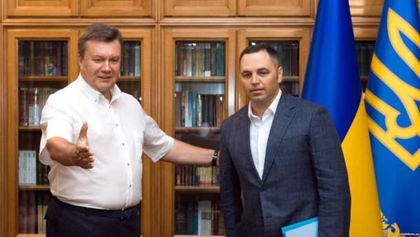 Чиновник-беглец Портнов вернулся в Украину
