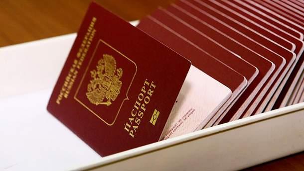 Сколько человек подали документы на получение паспорта России: отчет ОБСЕ