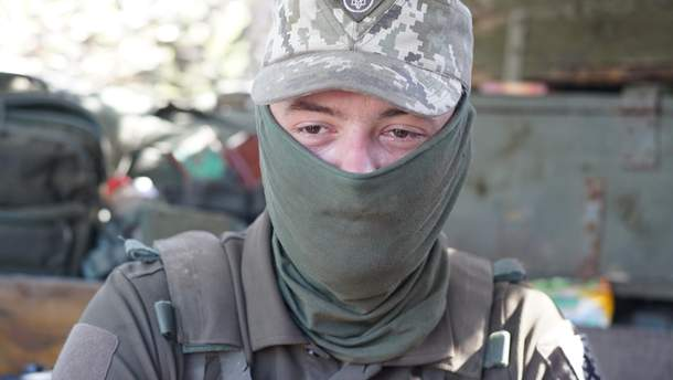 """Було у ворога кулеметне гніздо, а тепер нема, – боєць """"Бандерчик"""" про відсіч ворогам"""