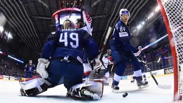 Великобритания сохранила место в хоккейной элите