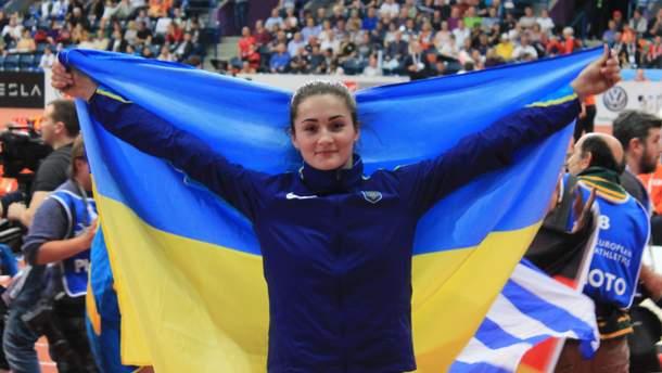 Марина Килипко похвалилася пресом