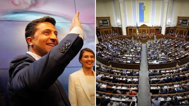 Головні новини 21 травня: розпуск Верховної Ради, дострокові вибори та 11 призначень Зеленського