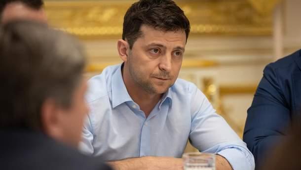 Зеленський підпише закон про імпічмент, якщо його ухвалить Верховна Рада