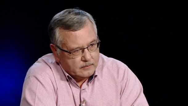 Гриценко назвав партії, з якими піде на парламентські вибори