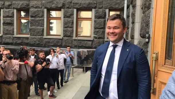 Біографія Андрія Богдана: що відомо про нового голову Адміністрації Президента