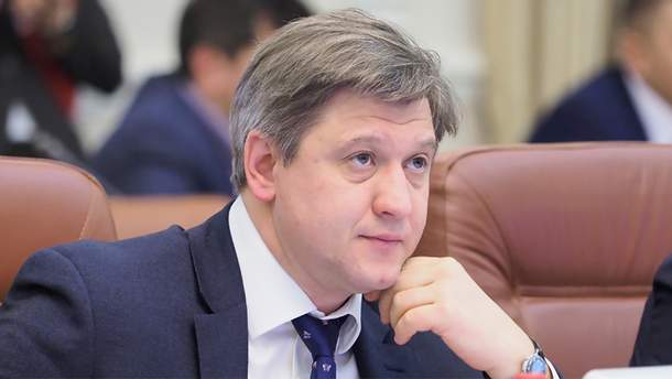 Данилюк може стати секретарем РНБО, – Богдан
