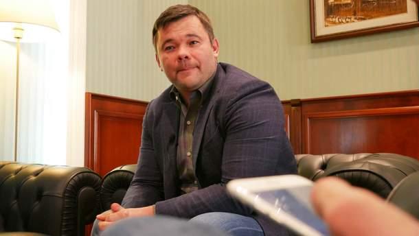 Андрей Богдан стал руководителем АП