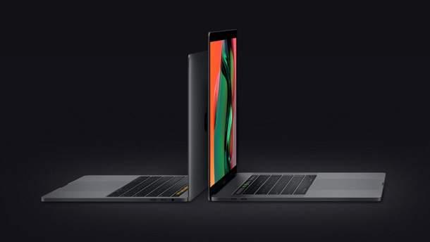 У магазині Apple з'явилися нові MacBook Pro