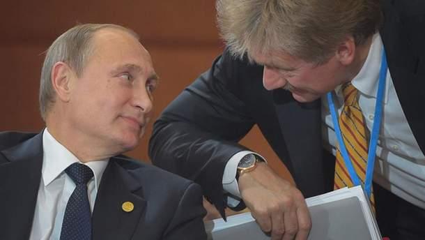 Реакція Кремля на мирні домовленості України з Росією