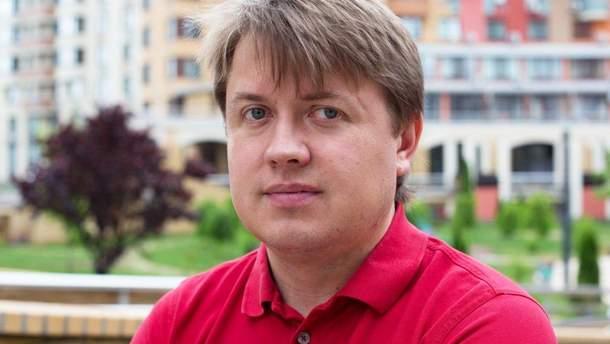 Андрій Герус - хто такий, біографія представника Зеленського у Кабміні