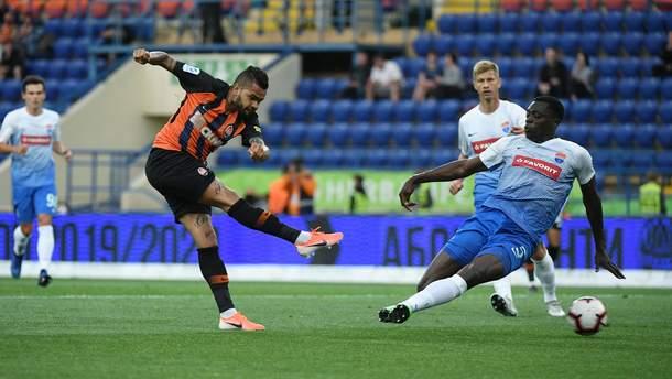 Шахтер - Мариуполь: обзор матча и видео голов - 26 мая 2019