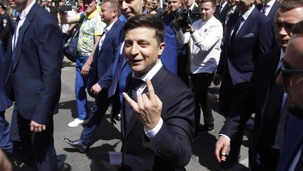 Влог Зеленського - президент України запустив влог на YouTube (Ютуб)