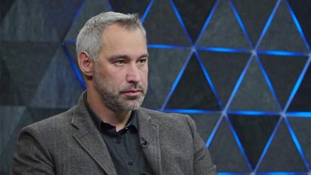 Руслан Рябошапка – заместитель главы АП