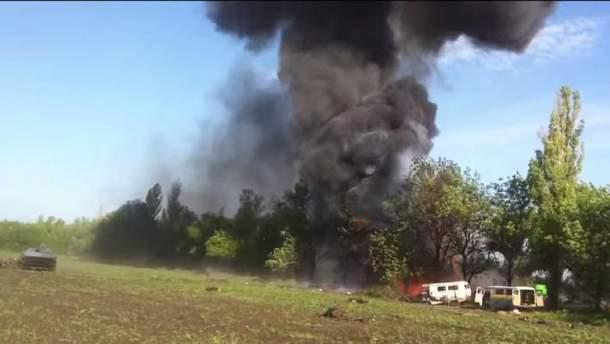 Масовий розстріл 51-ї бригади під Волновахою