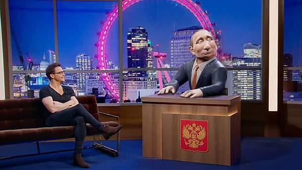 """""""Путін"""" вестиме шоу на BBC"""