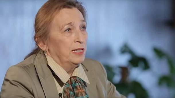 Ірина Бекешкіна про референдум