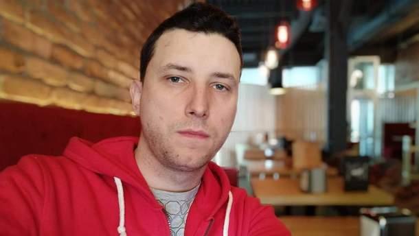 Український техноблогер Антон Григор'єв