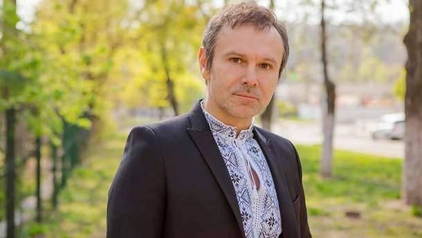 Вакарчук висловився щодо ідеї референдуму про мир із Росією