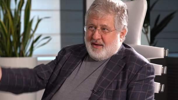 Коломойский рассказал, что консультирует всеукраинский политический проект