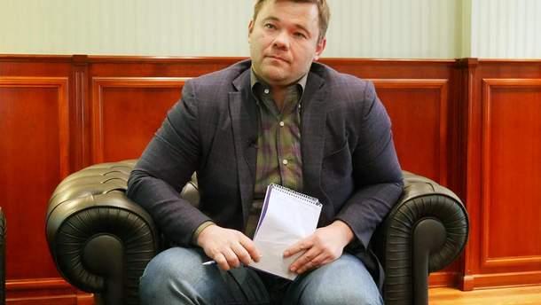 Богдан прокоментував ідею про референдум щодо мирних угод з Росією