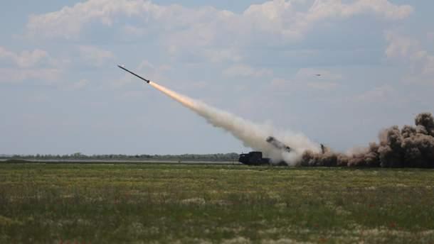 У ЗСУ випробували українські ракети