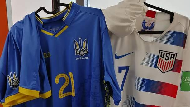 Украина - США: онлайн-трансляция матча чемпионата мира по футболу U-20