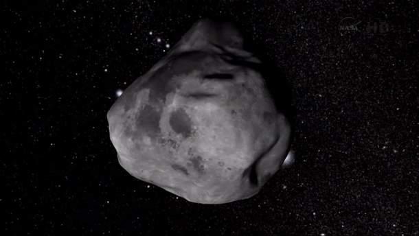 Мимо Земли пролетит необычный астероид