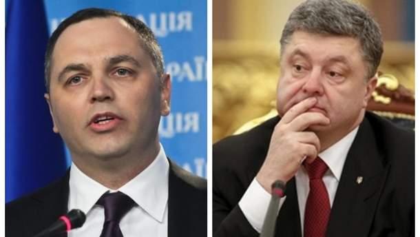 """Портнов пожаловался на Порошенко в ГБР относительно телеканала """"Прямой"""""""