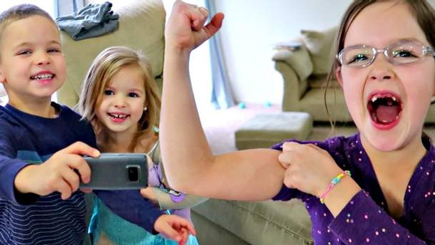 З'явились дитячі табори, де дітей вчать бути YouTube-блогерами