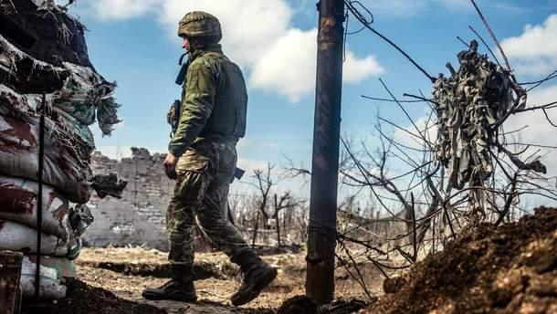 Какими были сутки на Донбассе