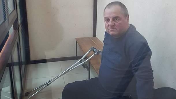 Политзаключенный Бекиров заговорил о собственной смерти