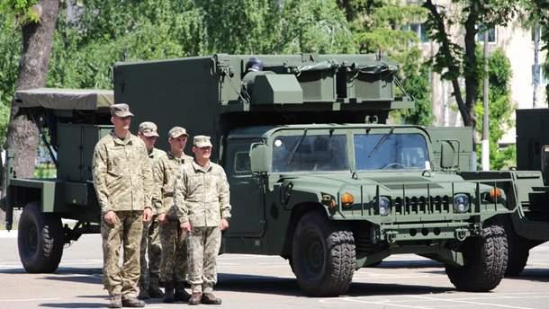 ВСУ получили современные контрбатарейные радары класса AN / TPQ-36