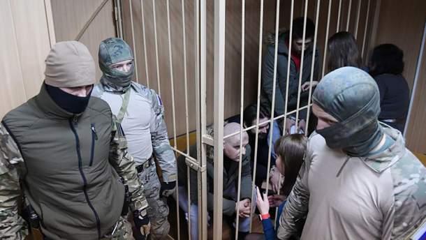 В России не собираются освобождать украинских моряков по требованию трибунала ООН