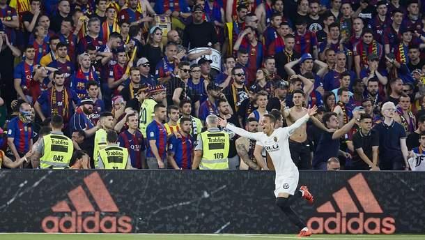 """""""Валенсія"""" виграла Кубок Іспанії"""