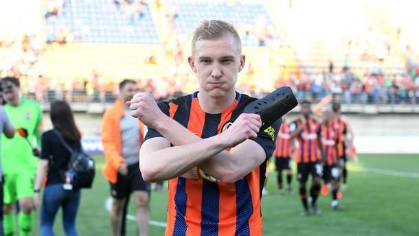 """Виктор Коваленко может сыграть против """"Мариуполя"""""""