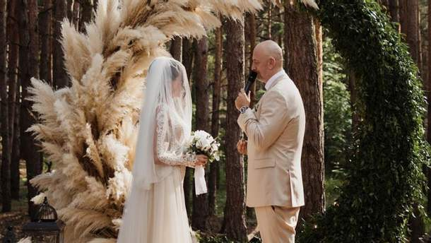 Одруження Насті Каменських та Потапа